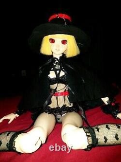 Custom Dollfie Dream Prison School Hana Midorikawa