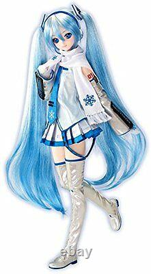 DD Dollfie Dream Hatsune Miku Snow Miku Ver. Figure Doll VOLKS Japan