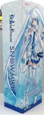 DD Snow Yuki Miku Dollfie Dream Volks Vocaloid Hatsune Miku diva girl doll JAPAN