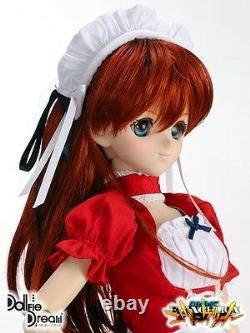 DD VOLKS Dollfie Dream Asuka Langley Sohryu Maid Version Neon Genesis Evangelion