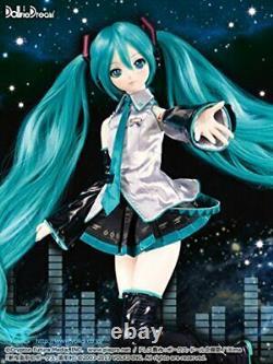 DD VOLKS Dollfie Dream Hatsune Miku Vocaloid 1/3 Ball Jointed Doll FROM JAPAN