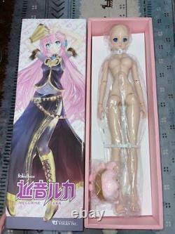 DD VOLKS Dollfie Dream Megurine Luka Vocaloid 1/3 60cm Full set Doll