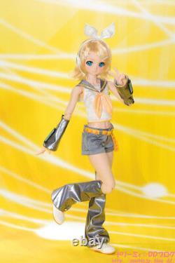 DD VOLKS Dollfie Dream Sister Kagamine Rin Vocaloid 1/3 Ball Jointed Doll BJD JP