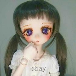Dollfie Dream Custom head DDH-01 SW MDD Volks no Eye & Wig beauty item #154