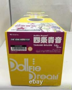 Dollfie Dream DD Takane Shijou 24 60cm Doll The Idolmaster Volks NIB FROM JAPAN