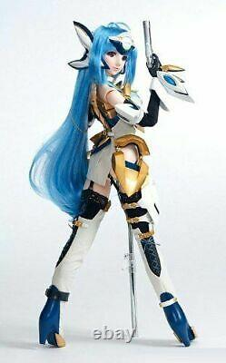 Dollfie Dream DD Xenosaga Episode III Ver. 4 KOS MOS 1/3 Doll Figure VOLKS JAPAN
