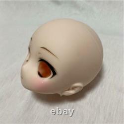 Dollfie Dream DDH 01 head semi-white dealer made + resin eye Volks #18