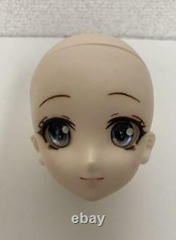 Dollfie Dream / DDH-06 head semi-white skin good condition japan #88