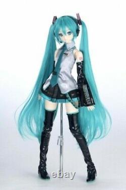 Dollfie Dream Hatsune Miku 1/3 Scale 24 60cm Doll VOCALOID by Volks NIB