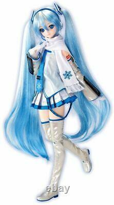 Dollfie Dream Hatsune Miku Snow Miku Ver. Volks DD Yuki Diva / 8