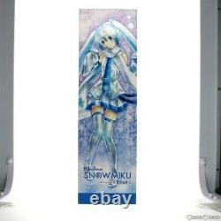 Dollfie Dream Hatsune Miku Snow Miku Ver. Volks DD Yuki Diva Vocaloid BOX Good