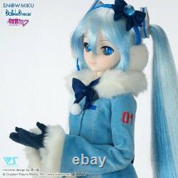 Dollfie Dream Hatsune Miku VOCALOID Fuwa Fuwa Coat Set by Volks