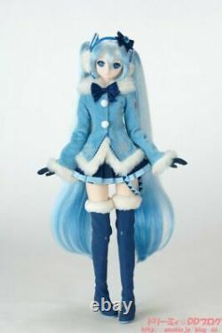 Dollfie Dream Hatsune Miku VOCALOID Fuwa Fuwa Coat Set by Volks Doll Figure