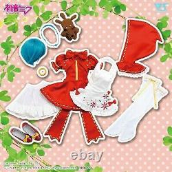 Dollfie Dream Hatsune Miku VOCALOID MIKUZUKIN Set by Volks official NEW