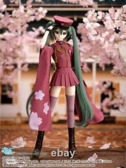 Dollfie Dream Hatsune Miku VOCALOID Outfit Senbonzakura withWig Set Official