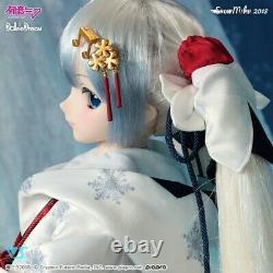 Dollfie Dream Hatsune Miku VOCALOID Snow Miku Crane Priestess version Set Volks