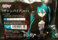 Dollfie Dream Hatsune Miku VOCALOID Vampire Set DDS/DDSB/DD/DDB by Volks