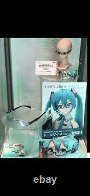 Dollfie Dream Hatsune Miku exclusive DD glasses unused Volks #119