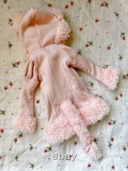 Dollfie Dream Outfit SD Girl DD 13 Girl Cat Ears good condition Volks #118