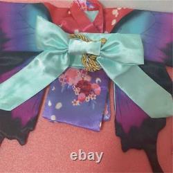 Dollfie Dream / Short length kimono for dolls MDD MSD good condition japan #65