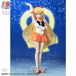 Dollfie Dream Sister DD SAILOR VENUS Sailor Moon 25th 1/3 Scale Doll by Volks