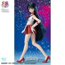 Dollfie Dream Sister SAILOR MARS Sailor Moon 25th 1/3 Scale Doll by Volks NIB