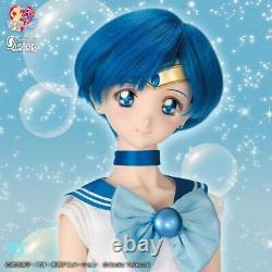 Dollfie Dream Sister SAILOR MERCURY Sailor Moon 25th 1/3 Scale Doll by Volks NIB