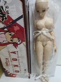Dollfie Dream Yoko Littner Gurren Lagann 1/3 Scale 22 Doll by Volks withSwimsuit