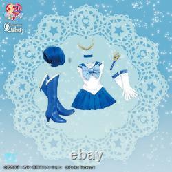 Dollfie Dream sister Sailor Mercury Sailor moon DD Base Body VOLKS Doll SET New