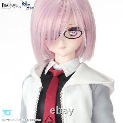 FGO DD Dollfie Dream Shielder Mash Kyrielight Doll VOLKS Figure Fate 570mm Japan