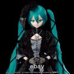 Hatsune Miku Dollfie Dream DD Volks Vampire Outfit set Vocaloid Figure Dress Up