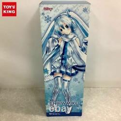 Hatsune Miku Dollfie Dream Snow Miku Ver. Volks DD Yuki Diva Vocaloid BOX Good