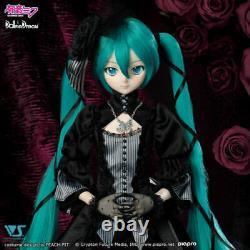 Hatsune Miku x Dollfie Dream DD Volks Outfit Vampire set Costume set