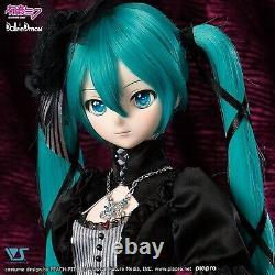 Hatsune Miku x Dollfie Dream DD Volks Outfit Vampire set Vocaloid series NEW