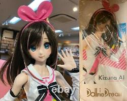 Kizuna Ai Volks Dollfie Dream doll figure DDS morikura en vtuber anime idol