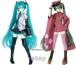 LIMITED VOLKS Dollfie Dream DD Hatsune Miku & Senbonzakura & Doremifa Dress SET
