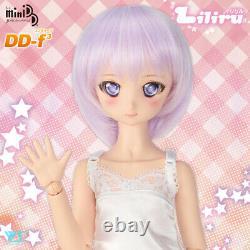 MDD Original Head Base Body III Liliru DD-f3 Mini Dollfie Dream VOLKS Japan