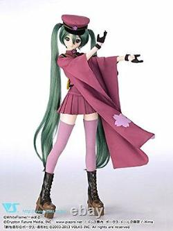 NEW VOLKS Dollfie Dream DD Hatsune Miku SENBON SAKURA Dress Set