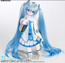 NEW Volks Dollfie Dream Snow Miku Original Wig