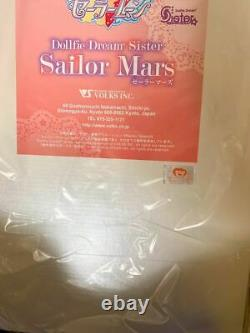 New Dollfie Dream Sister Sailor Mars Rei Hino DDS Sailor Moon VOLKS Figure