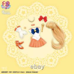 New Dollfie Dream Sister Sailor Venus Minako Aino DDS Sailor Moon VOLKS Figure