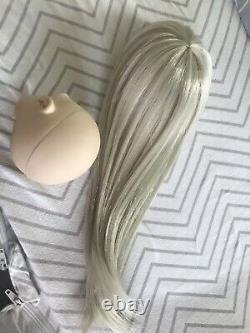 Noumi Kudryavka Volks Mini Dollfie Dream Head And Eyes And Default Wig BJD Japan