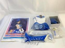 Outfitter Sailor Mercury x Dollfie Dream DDS Volks Doll Outfitter and wig