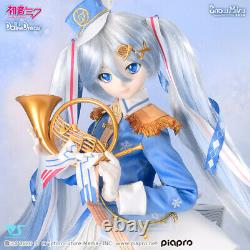 SNOW Miku 2020 Snow Parade Dress set for Dollfie Dream Volks Doll Hatsune