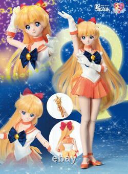 Sailor Moon DDS Dollfie Dream Sister Venus 545mm VOLKS figure doll Japan