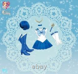 Sailor Moon sailor Mercury× Dollfie Dream DDS Volks doll