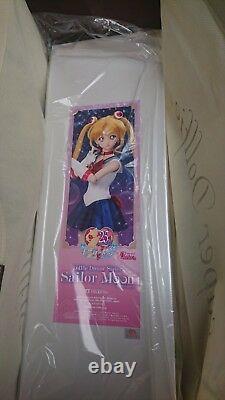 Sailor Moon x Dollfie Dream DDS Volks Doll Fast Shipping Japan Anime NEW