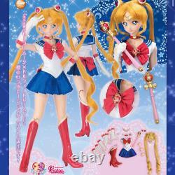 Sailor Moon x Dollfie Dream DDS Volks Doll Fast Shipping Japan Anime NEW FS