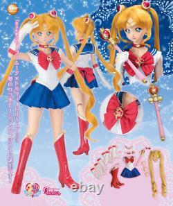 Sailor Moon x Dollfie Dream DDS Volks Doll Sailor Moon New Rare