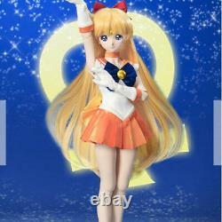 Sailor Moon x Dollfie Dream DDS Volks Doll Sailor Venus Aanime from Japan NEW